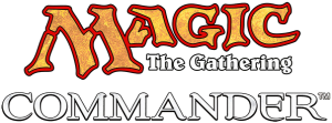 Magic Commander - Logo