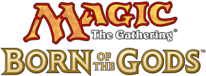 Born of the Gods Logotype